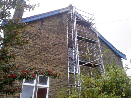Exterior Decorating in Bury